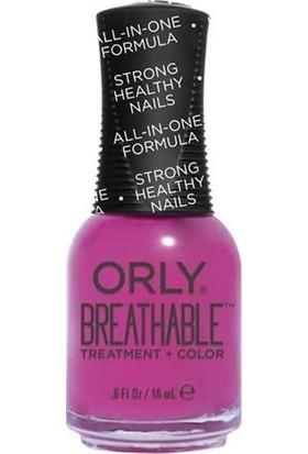 Orly Breathable Treatment + Color # 20915 Su Geçiren, Nefes Alan