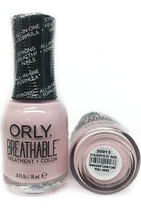 Orly Breathable Treatment + Color # 20913 Su Geçiren, Nefes Alan