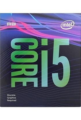 Intel i5-9400F 2.9 GHz 4.1 GHz 9MB 1151V8 -Vgasız
