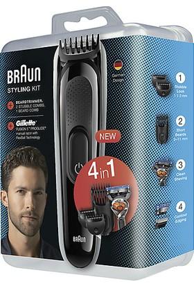 Braun SK3000 Erkek Bakım Seti