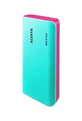 Adata 2.1A/1A - 2 USB 10000Mah Powerbank Yeşil