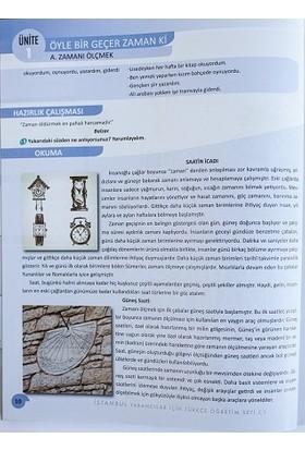 Yabancılar için Türkçe İleri Seviye İstanbul C1 ve C1+ Ders Kitabı Çalışma Kitabı ve CD