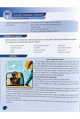 Yabancılar İçin Türkçe Orta Seviye Ders Kitabı Çalışma Kitabı ve CD (Istanbul B2 Turkish for Foreigners)
