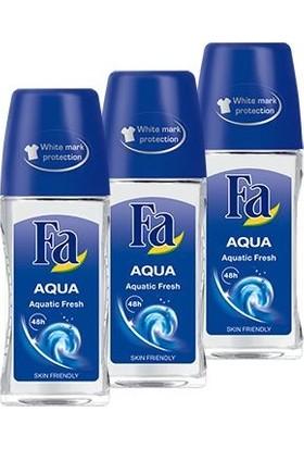 Fa Aqua Roll-On x 3 Adet