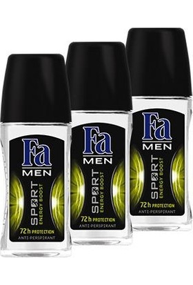 Fa Sport Energy Boost Roll-On x 3 Adet