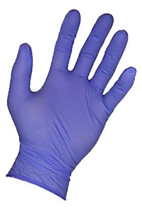 Faba Blue Pudrasız Eco Nitril Eldiven XL Beden