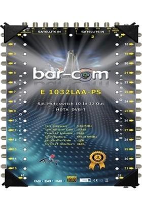 Barcom 10/32 Sonlu Multiswitch Uydu Santrali