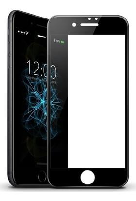 Apple iPhone 8 5D Kavisli Temperli Cam Full Ekran Koruyucu