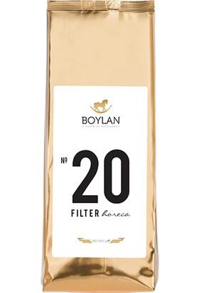 Boylan No:20 Horeca Filter Filtre Kahve 1 kg