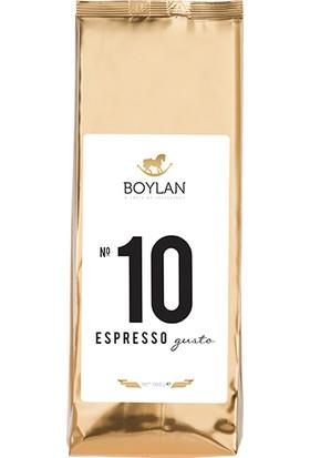 Boylan No:10 Espresso Gusto Çekirdek Kahve 1 kg