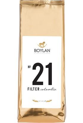Boylan No:21 Colombia Filter Filtre Kahve 1 kg