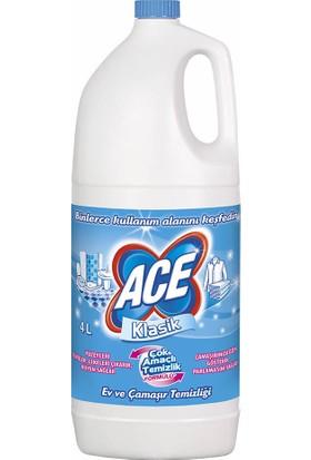 Ace Çamaşır Suyu Normal 4 lt