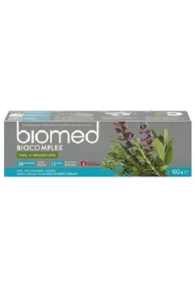 Biomed Bıocomplex Diş Macunu 100G