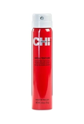 Chi Infra Texture Dual Action Hair Spray 50 gr