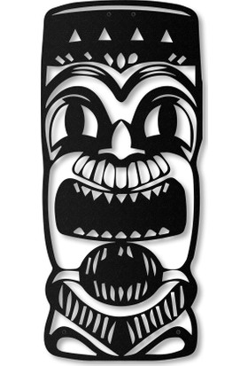 Artepera Tiki Metal Tablo - APT164 22 x 49 cm