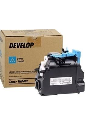 Develop TNP-48 Mavi Fotokopi Toner