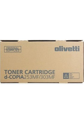 Olivetti D-Copia 253MF Fotokopi Toner
