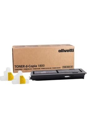 Olivetti D-Copia 1800MF Fotokopi Toner