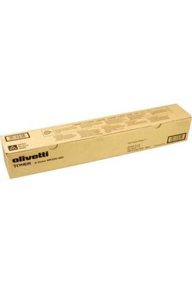 Olivetti D-Copia MF-220 Kırmızı Fotokopi Toner