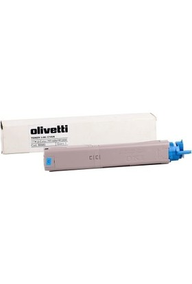Olivetti D-Copia MF-1600 Mavi Fotokopi Toner