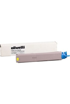 Olivetti D-Copia MF-1600 Sarı Fotokopi Toner