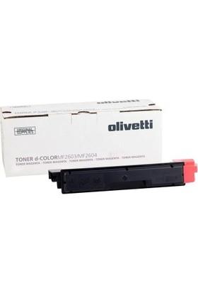 Olivetti D-Color MF-2603 Kırmızı Fotokopi Toner