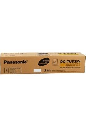 Panasonic DQ-TUS20 Sarı Fotokopi Toneri