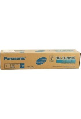 Panasonic DQ-TUN20 Mavi Fotokopi Toneri