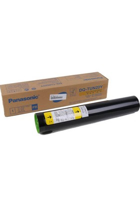 Panasonic DQ-TUN20 Sarı Fotokopi Toneri