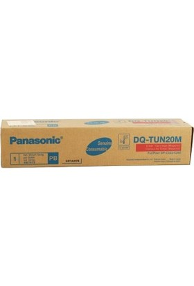 Panasonic DQ-TUN20 Kırmızı Fotokopi Toneri