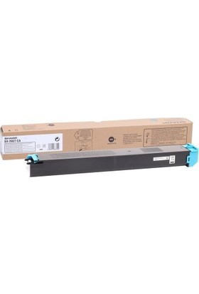 Sharp DX-25GTCA Mavi Fotokopi Toner