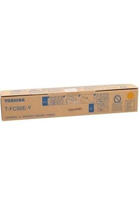 Toshiba T-FC50E-Y Sarı Fotokopi Toner