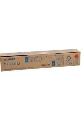 Toshiba T-FC50E-M Kırmızı Fotokopi Toner