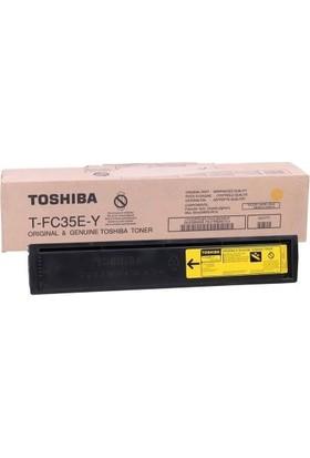 Toshiba T-FC35E-Y Sarı Fotokopi Toner