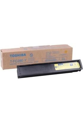 Toshiba T-FC28E-Y Sarı Fotokopi Toner