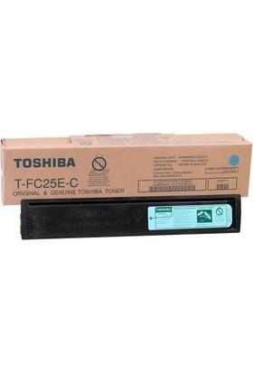 Toshiba T-FC25E-C Mavi Fotokopi Toner