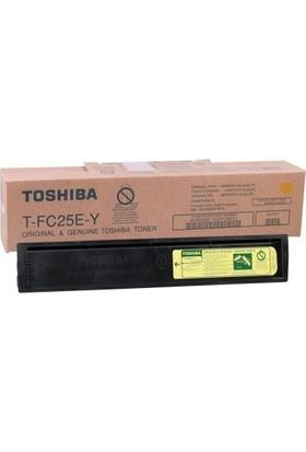 Toshiba T-FC25E-Y Sarı Fotokopi Toner