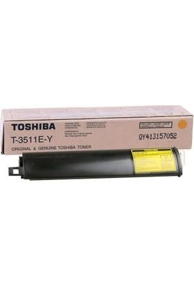 Toshiba T-3511E-Y Sarı Fotokopi Toner