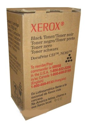 Xerox Docuprint C55-006R00856 Siyah Fotokopi Toner