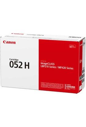 Canon CRG-052H Toner Yüksek Kapasiteli