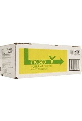 Kyocera TK-560 Sarı Toner