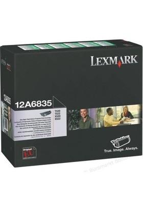 Lexmark T520-12A6835 Toner Yüksek Kapasiteli