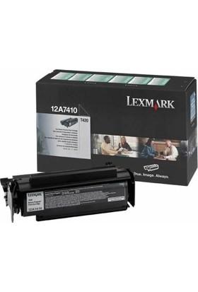 Lexmark T420-12A7410 Orjnal Toner