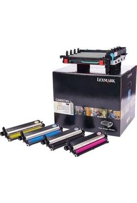 Lexmark C540-C540X74G Siyah Ve Renkli Drum Kiti