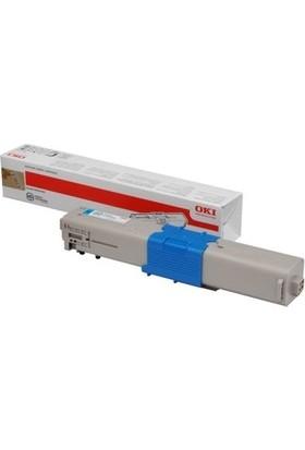 Oki C301-44973543 Mavi Toner