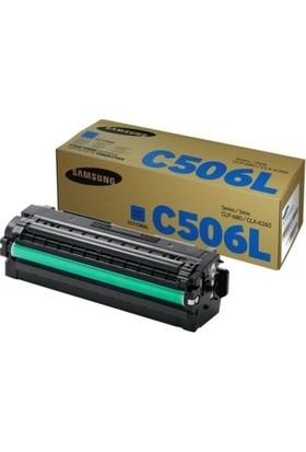 Samsung CLP-680/CLT-C506L/SU042A Mavi Toner