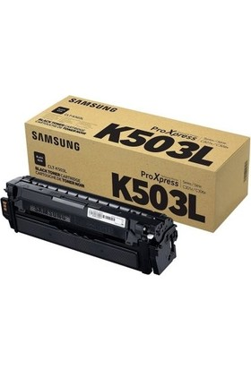 Samsung ProXpress C3010/CLT-K503L/SU150A Siyah Toner