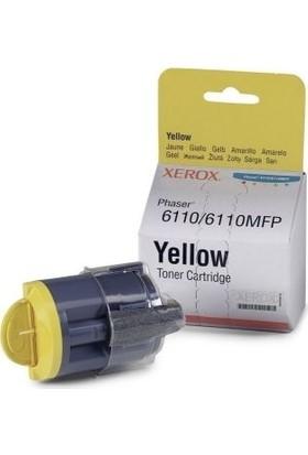 Xerox Phaser 6110-106R01204 Sarı Toner