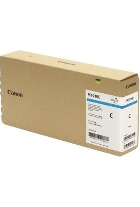 Canon PFI-710C Mavi Kartuş