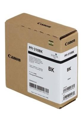Canon PFI-310BK Siyah Kartuş